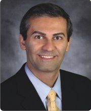 Burbank optometrist Farid Eghbali